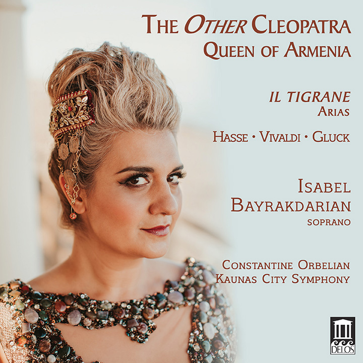 The Other Cleopatra - Queen of Armenia