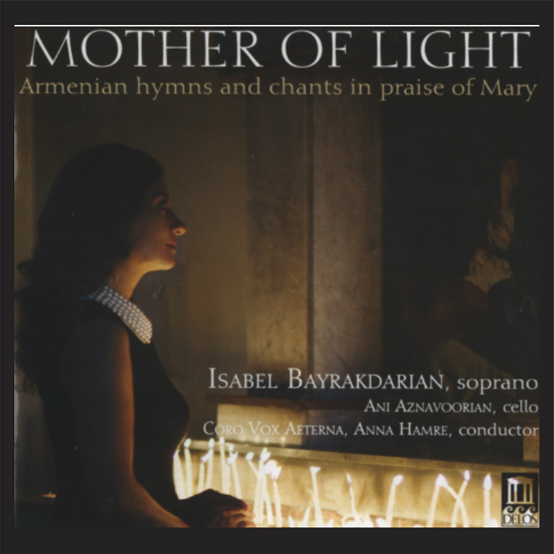 mother of light album cover