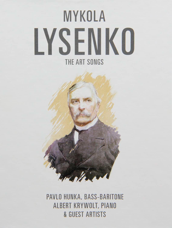 mykola lysenko cd cover
