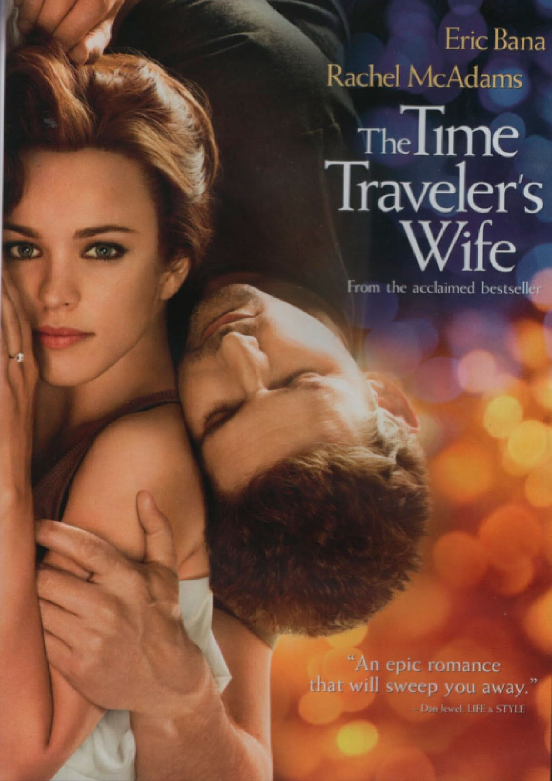 the time traveler's wife dvd cover