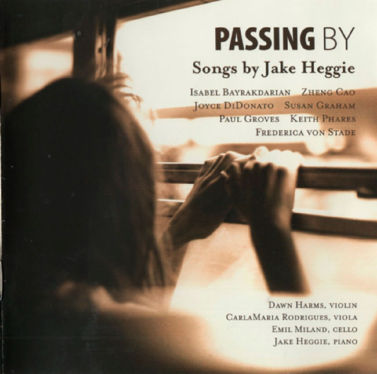 passing by cd cover