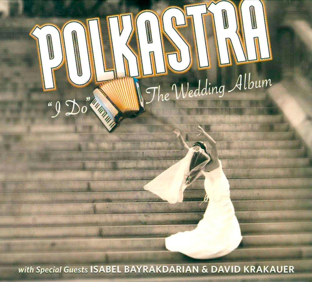 I Do the wedding album cd cover