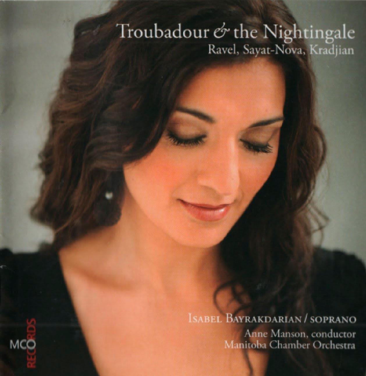 troubadour and the nightingale