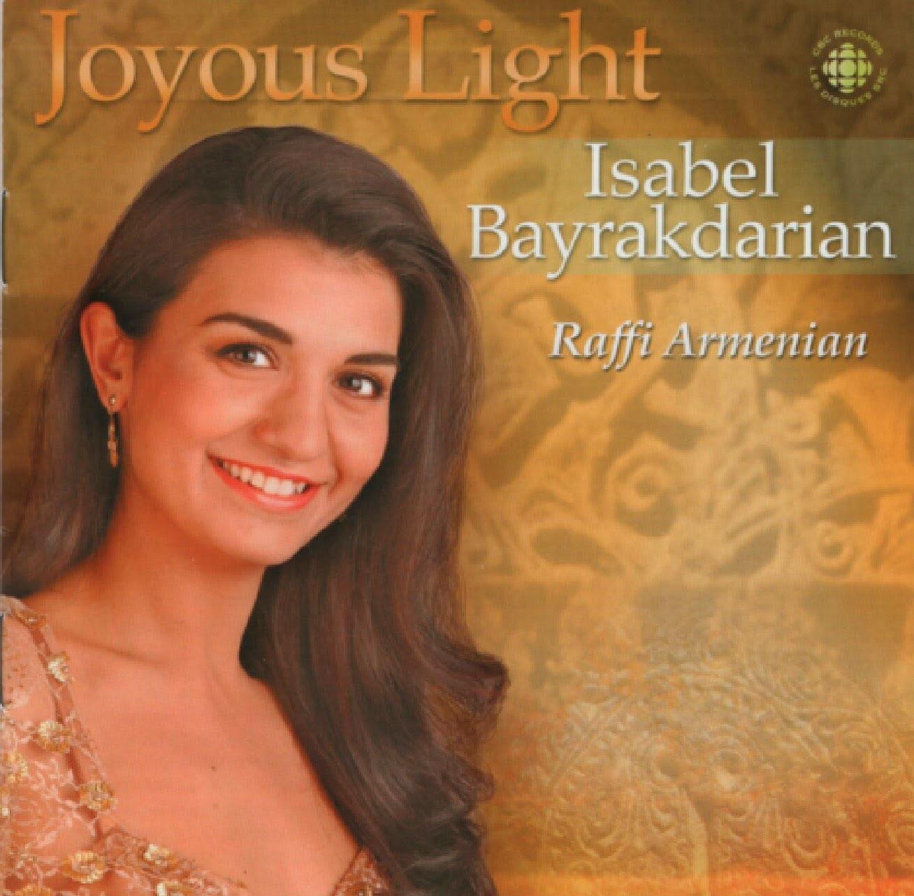 joyous light cd cover