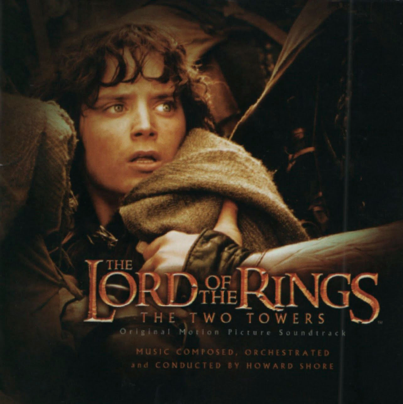 the lord of the rings cd cover