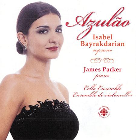 Azulao CD Isabel Bayrakdarian