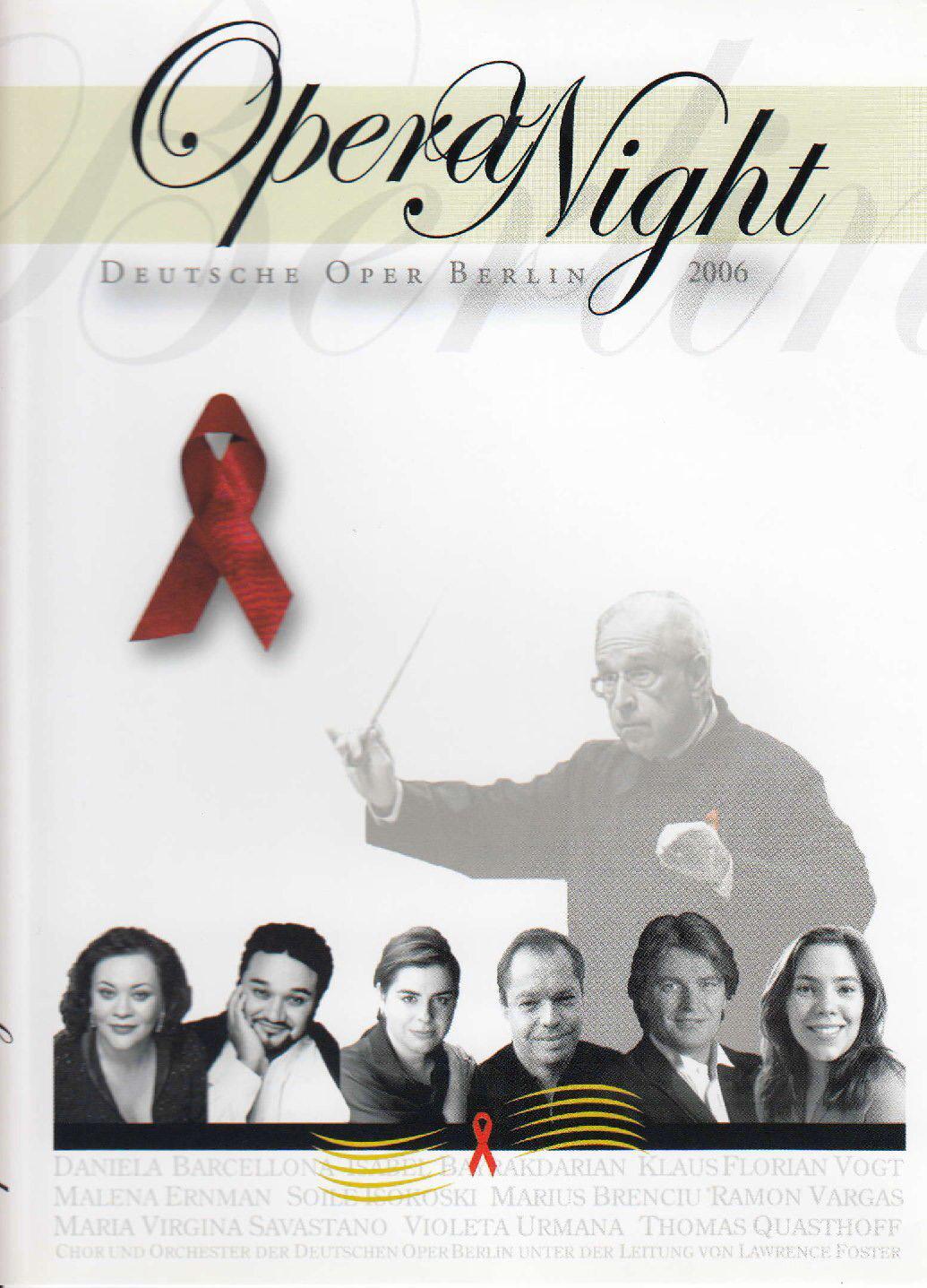 Opera Night CD Cover