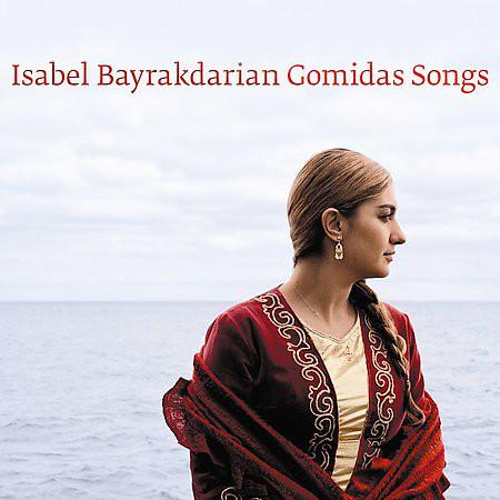gomidas songs cd cover